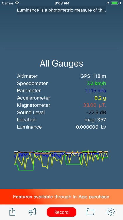 Gauges screenshot-2