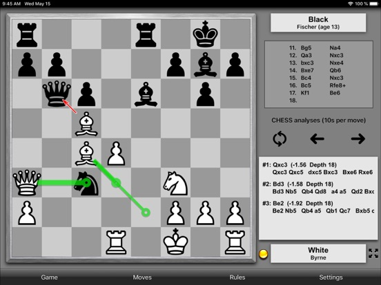 Chess Free - with coach screenshot