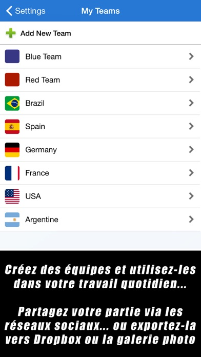 Screenshot for Planche Tactique: Football++ in France App Store
