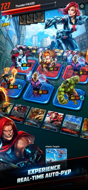 MARVEL Battle Lines on the App Store