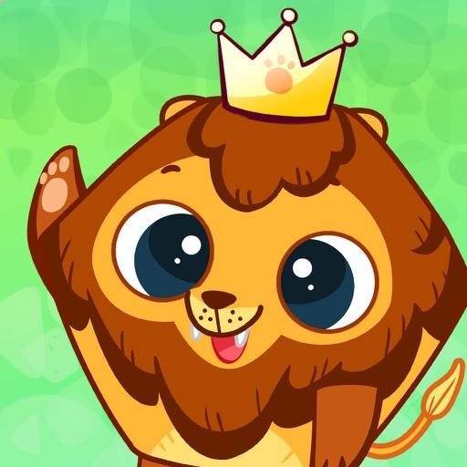 Savanna Animals games for kids