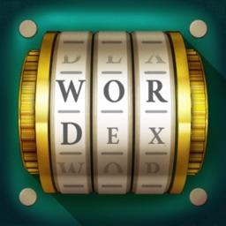 WORDex: Fun Cryptex Word Games