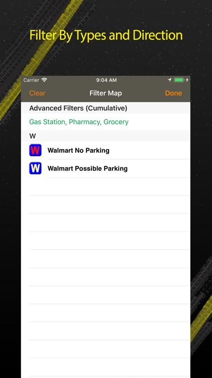 Walmart Overnight Parking screenshot-3