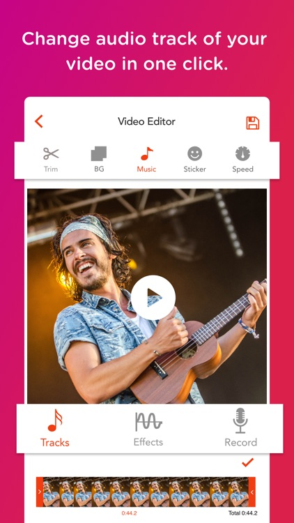 Vidmax: Video Editor & Cropper screenshot-3