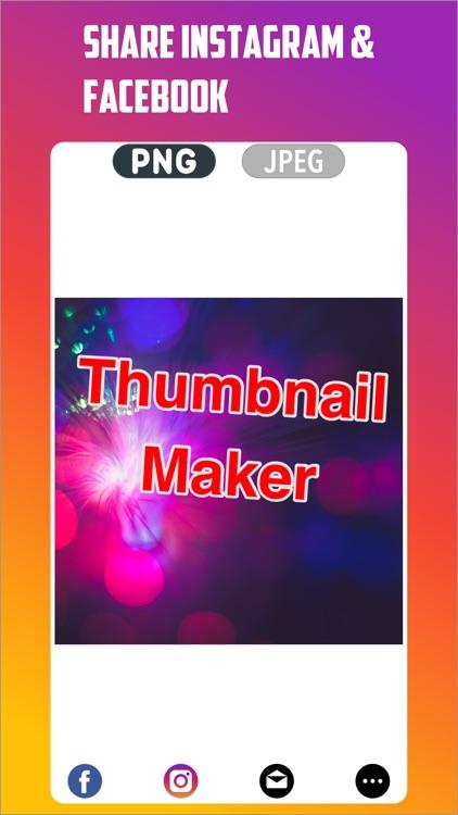Thumbnail Maker for Instagram