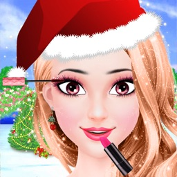 Christmas Princess Party Salon