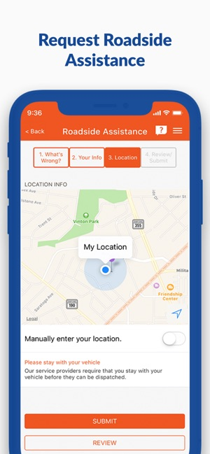 Geico Roadside Assistance Phone >> Geico Mobile Car Insurance On The App Store