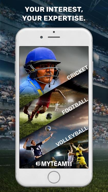 MyTeam11 - Fantasy Sports