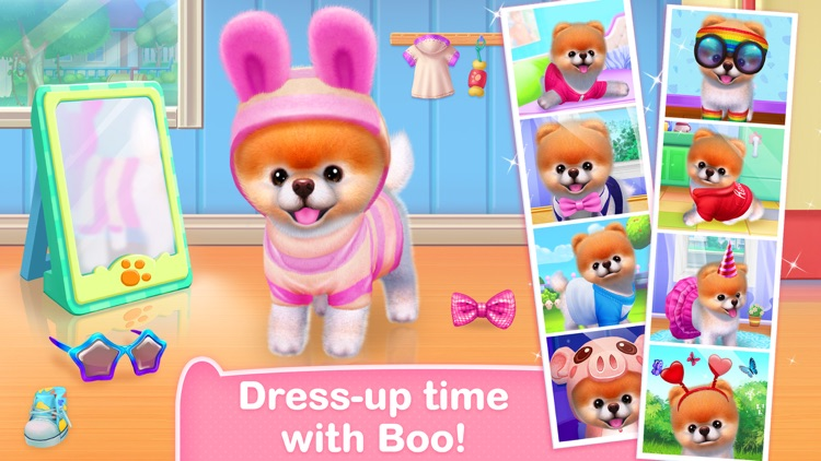 Boo - World's Cutest Dog Game screenshot-1