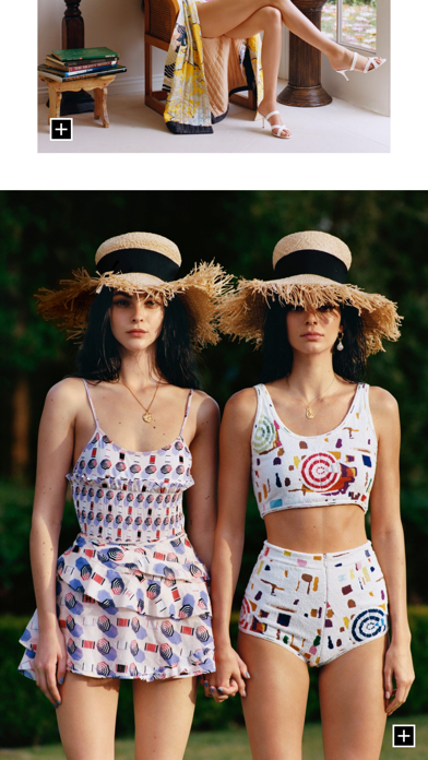 Vogue Magazine Screenshot