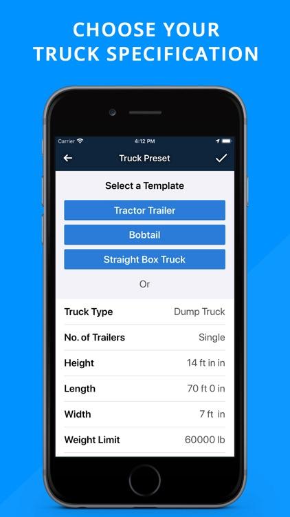 TruckBook: Maps Jobs Drivers