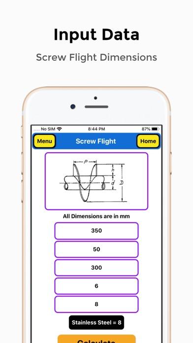 Screw Flight Pro screenshot 2