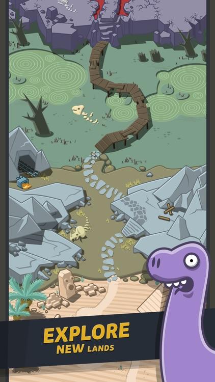 Crazy Dino Park screenshot-5