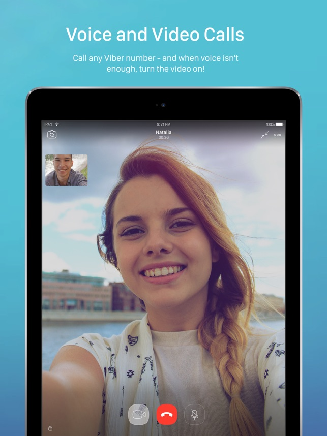 Viber Messenger & Video Chats Screenshot