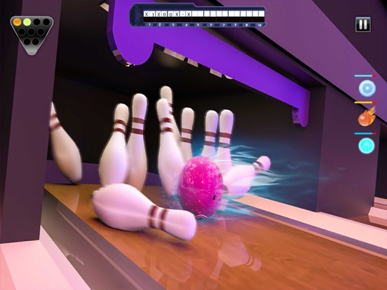 Bowling 3D Pin Strike eSports screenshot #1