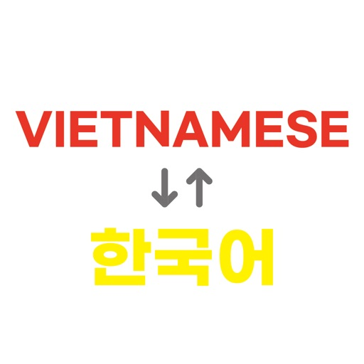 Vietnamese Korean Learning