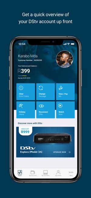 DStv on the App Store