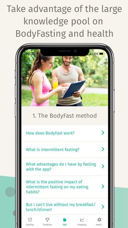 BodyFast Intermittent Fasting screenshot-6
