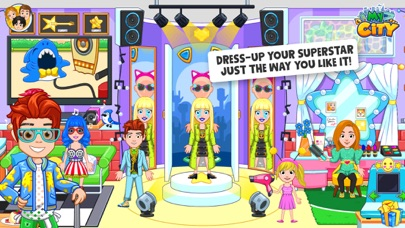 My City : Popstar screenshot 3