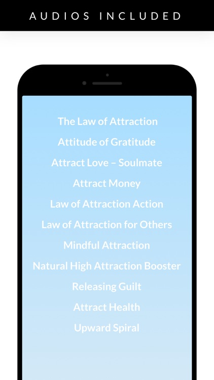 Law of Attraction Meditation screenshot-4