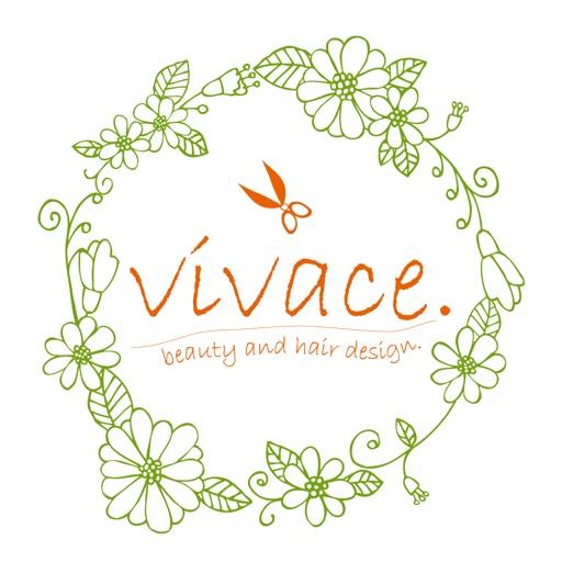 鹿児島の美容室vivaceの公式アプリ