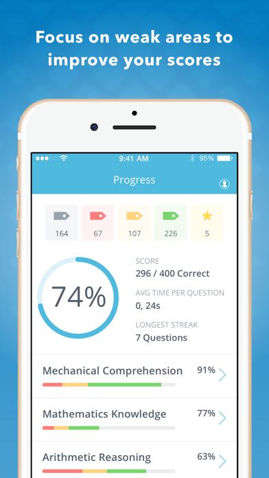 ASVAB Mastery: Semper Fi Screenshot