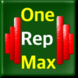 One Rep Max Calculator