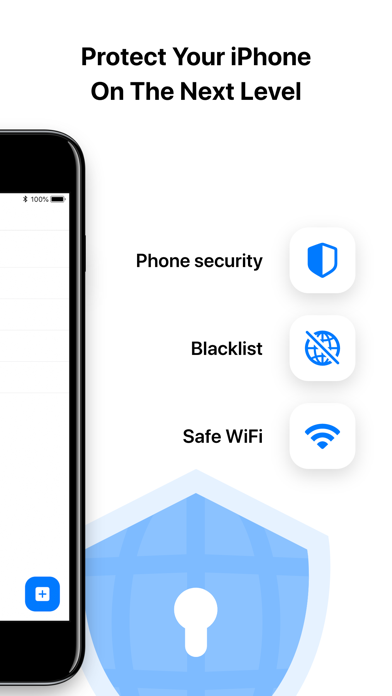 Web Mobile Protector Screenshot