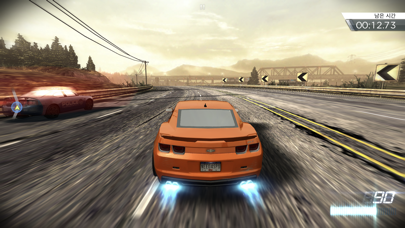 Screenshot for Need for Speed™ Most Wanted in Korea App Store