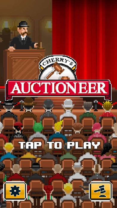 Auctioneer: The Game screenshot 1