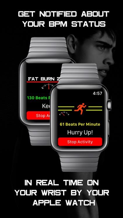 Get Fit: Workout Heart Monitor screenshot-4