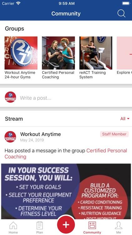 Workout Anytime screenshot-5