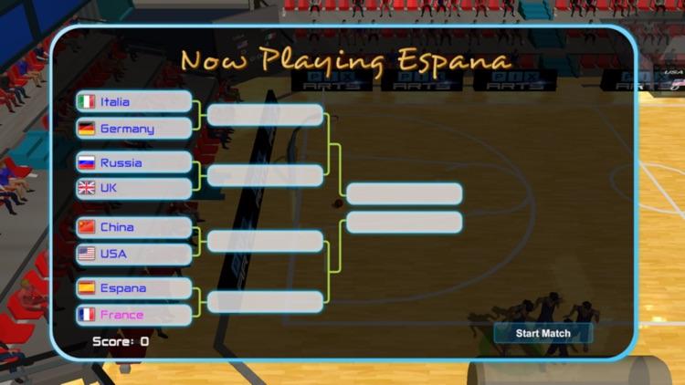 Slam & Dunk Basketball Pro screenshot-3