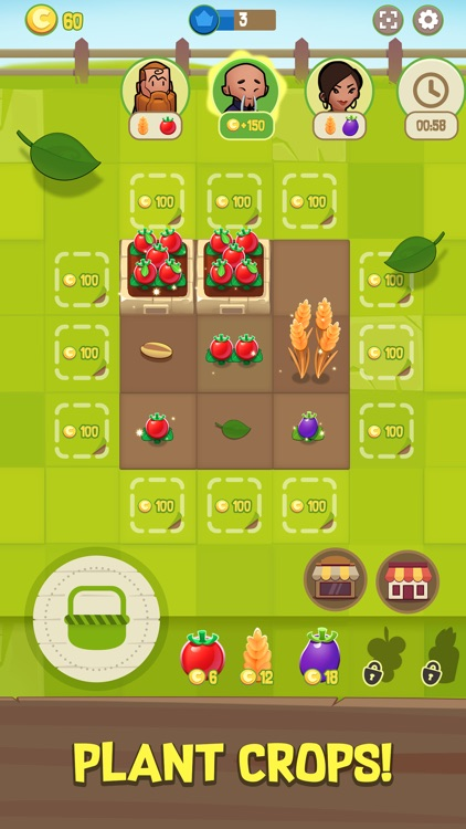 Merge Farm! screenshot-0