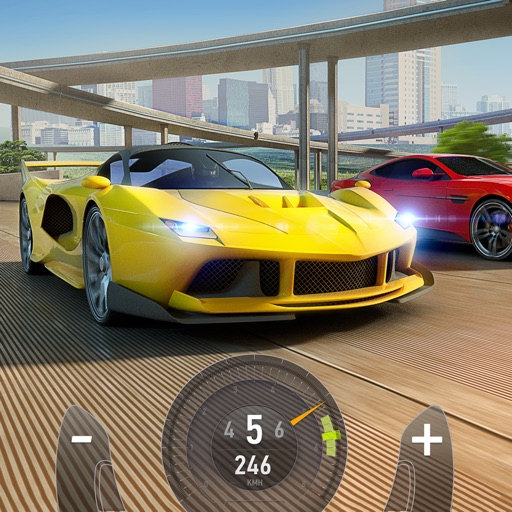 Top Speed 2: Racing Legends icon