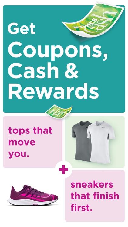 Kohl's - Shopping & Discounts screenshot-0