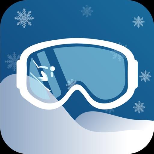 Ski Tracker & Snow Forecast icon