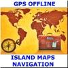 ISLAND MAPS NAVIGATION GPS