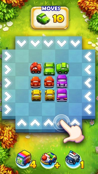 Traffic Puzzle screenshot 1