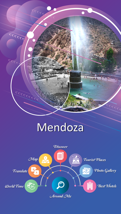 Mendoza Tourist Guide screenshot 2