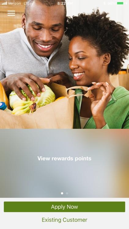 Kroger REWARDS Credit Card App