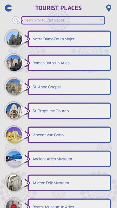 Arles Tourism screenshot 3