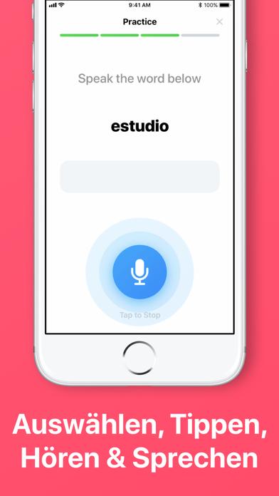 Screenshot for iTranslate Lingo in Germany App Store