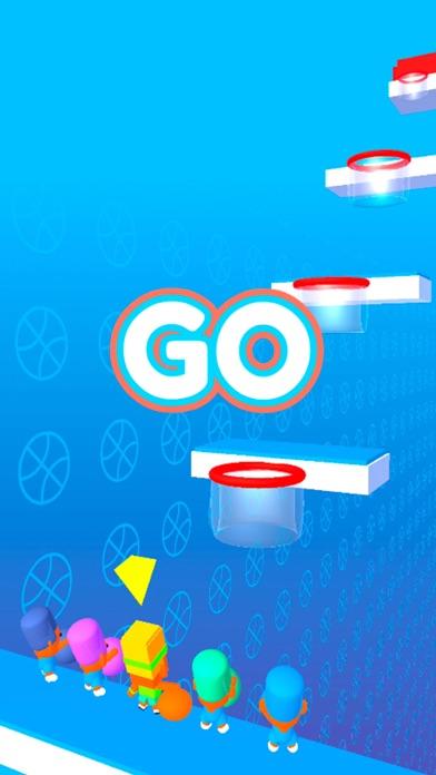 Basket Race 3D screenshot 5