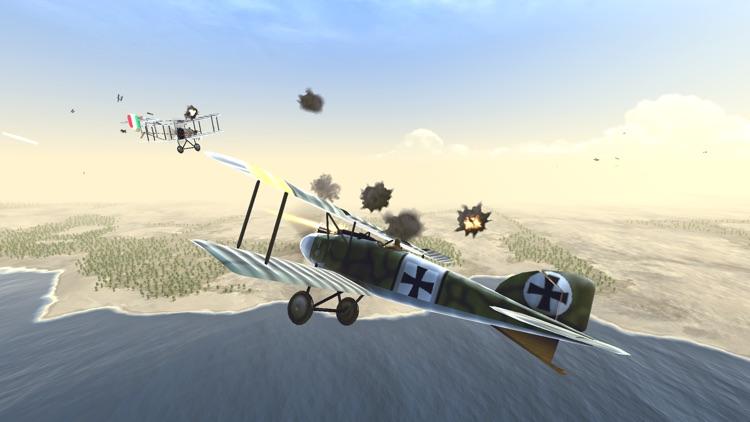 Warplanes: WW1 Sky Aces screenshot-5