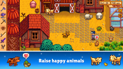 Screenshot for Stardew Valley in Singapore App Store
