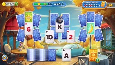 Solitaire Cruise screenshot 3