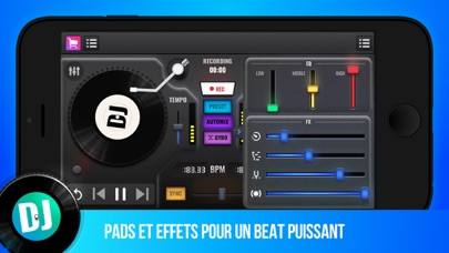 Screenshot #3 pour DJ Mix Maker