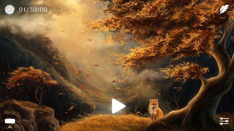 Windy White Noise Sleep Sounds screenshot-3
