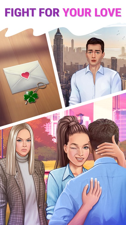 Love Story: Your Romance Games screenshot-4